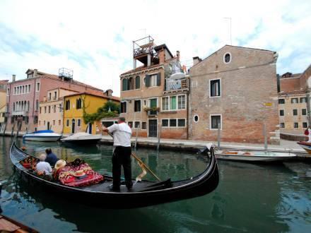 Campo San Trovaso 1107 II Venice