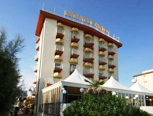 Hotel Montecarlo Jesolo Lido