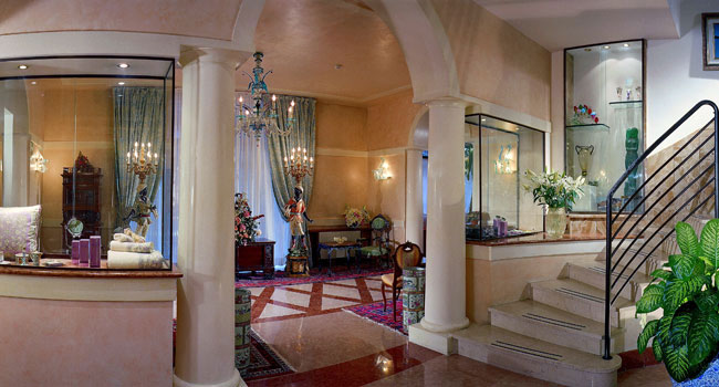 Hotel Palace Bonvecchiati Venise