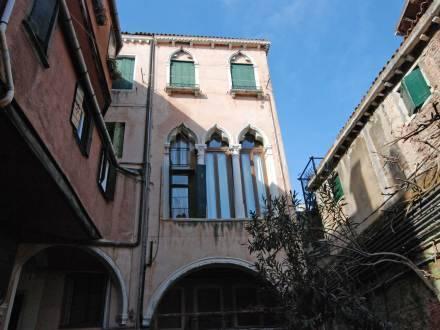 Palazzo Pizzamano Venice