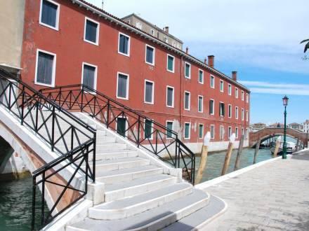 Fondamenta Sant' Eufemia Venice