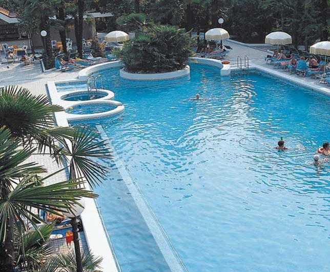Grand Hotel Abano Terme Italy
