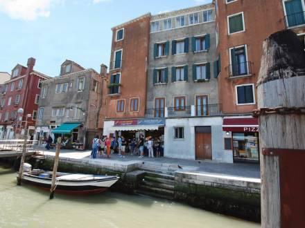 Cà delle Fondamenta Nuove Venice