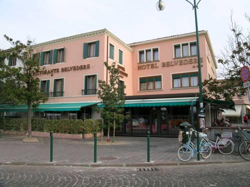 Hotel Belvedere Lido of Venice