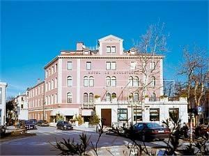 Hotel Le Boulevard Lido of Venice