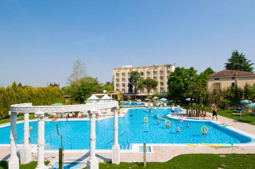 Hotel Harrys' Garden Abano Terme