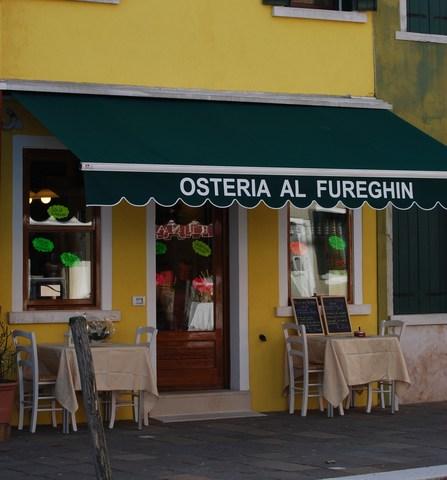 Osteria Al Fureghin Burano