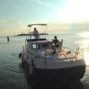 House Boat Venezia Lido Lido of Venice