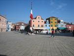 Piazza Baldassare Galuppi