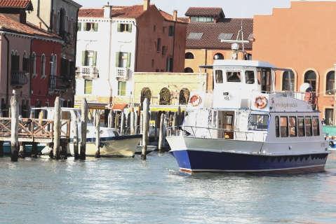 Boat tours to Burano Murano Torcello Venezia