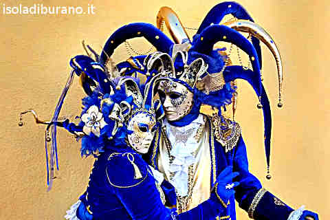 Burano Carnevale Venezia