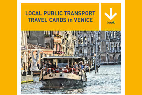 Local public transport travel cards in Venice