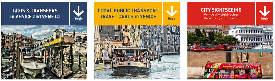 vaporetto venezia taxi transfers