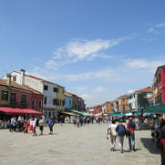 Burano Baldassare Galuppi Square