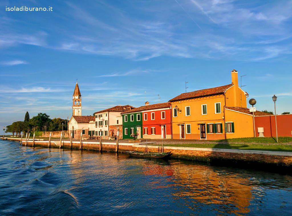 Mazzorbo Isola Di Venezia