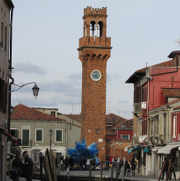 Murano's Clock Tower