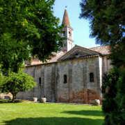ancient monastery San Francesco island venice