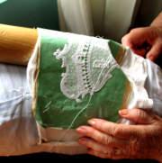 Lavorazione del merletto di Burano