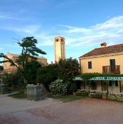 Torcello Basilica bell tower locanda Cipriani