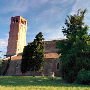 Torcello's bell tower