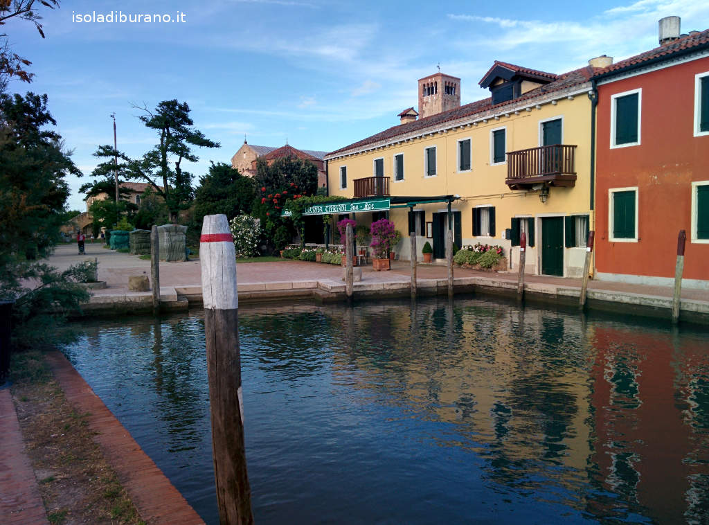 Torcello Island Of Venice Italy