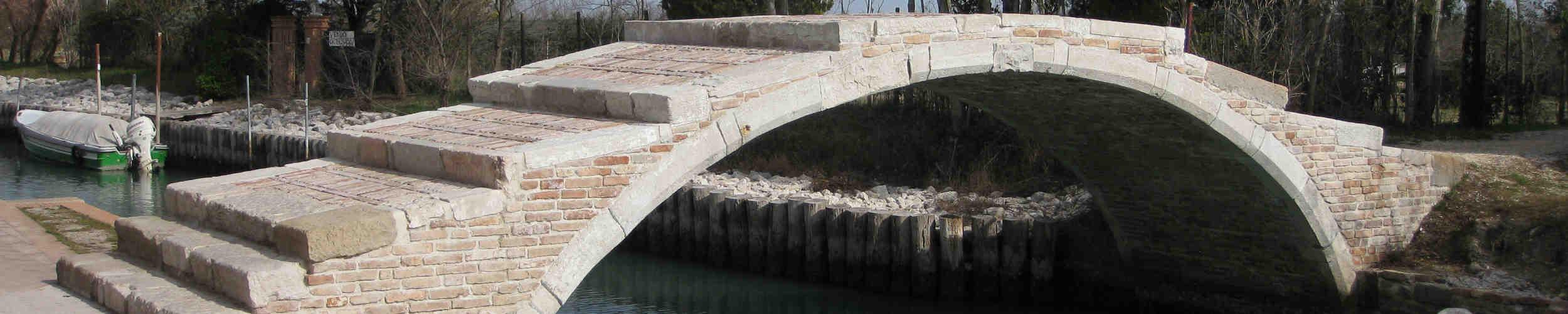 devil 'bridge in torcello