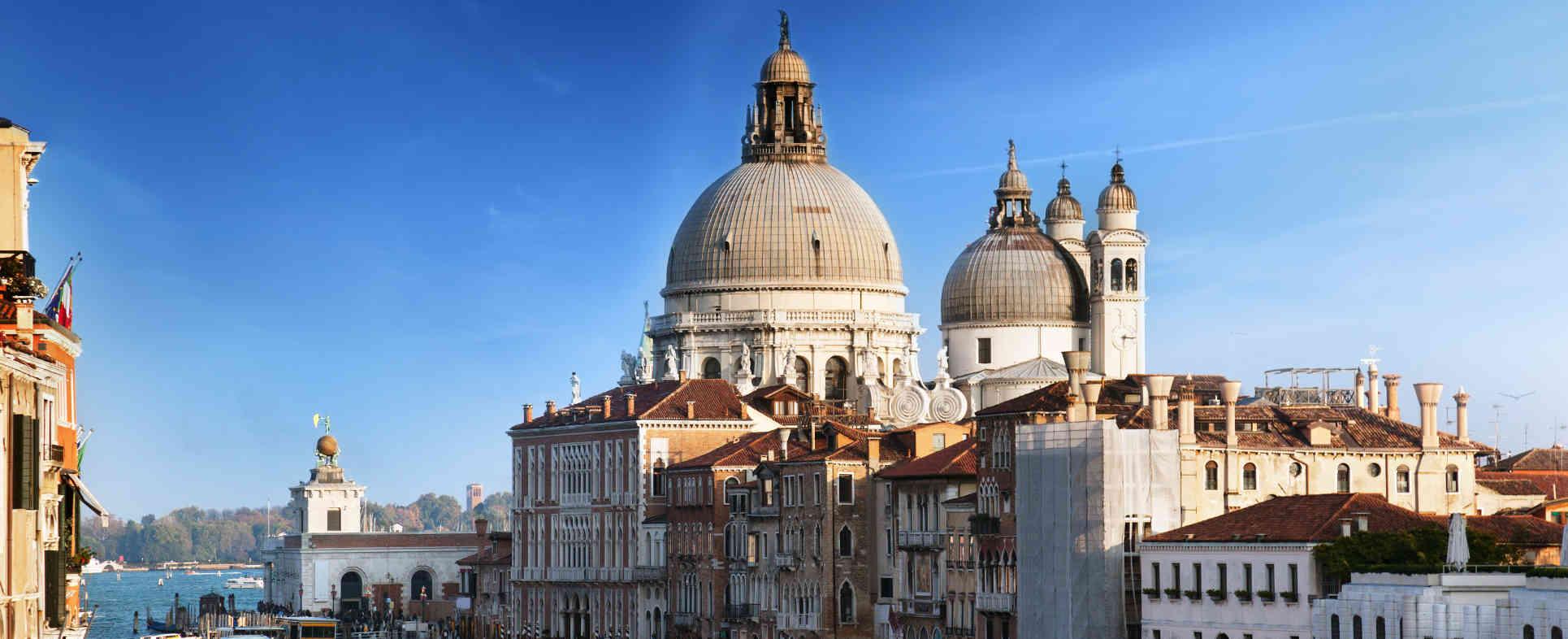 basilica della salute a venezia