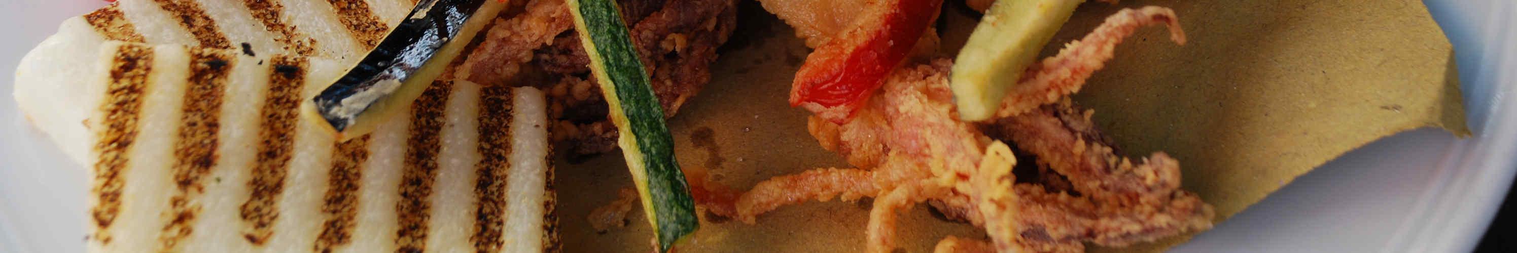 piatti tipici di pesce a burano murano torcello e venezia