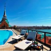 Hotel Hilton Molino Stucky Venice Venice