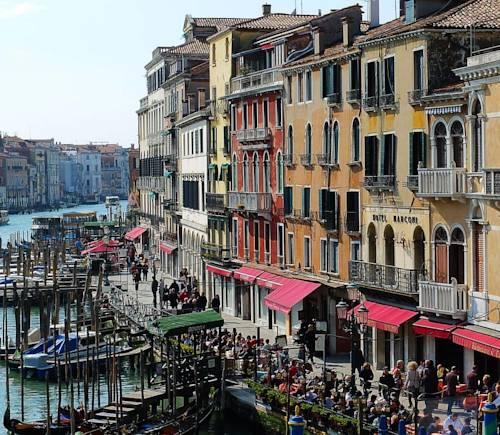 Hotel Marconi - 30125 San Polo 729 Venice (Italy)