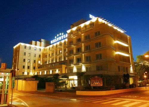 Hotel Terme Helvetia - 35031 Via Marzia 49 Abano Terme (Italy)