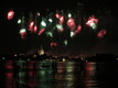 Redentore Feast fireworks in Venice
