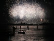 Redentore festival fireworks by private boat