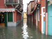 High Tide in Burano.