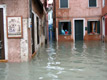 High Water in Burano.