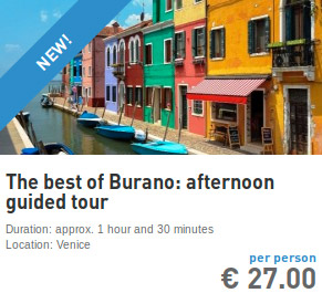 guided tour the best of burano