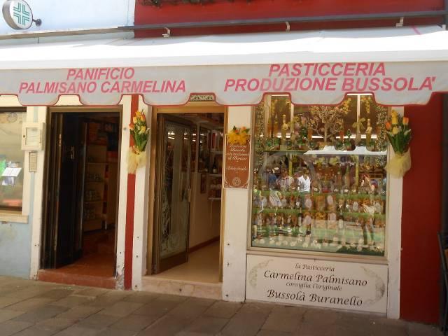 palmisano carmelina s bakery and pastry in burano