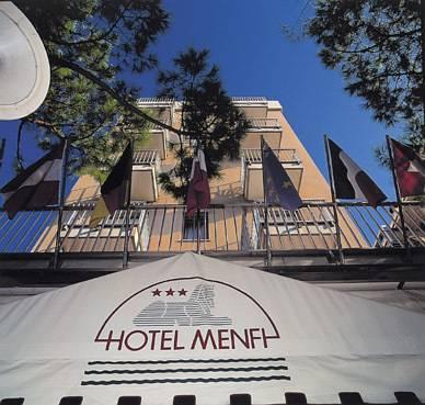 Hotel Menfi Jesolo Lido