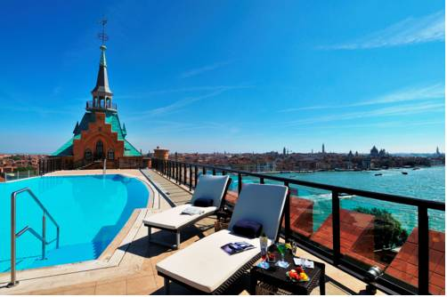 Hilton Molino Stucky Venice Venezia