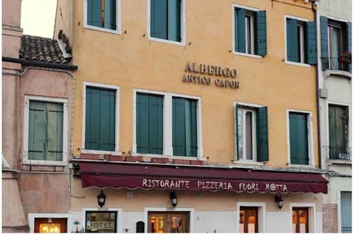 Hotel Antico Capon Venezia