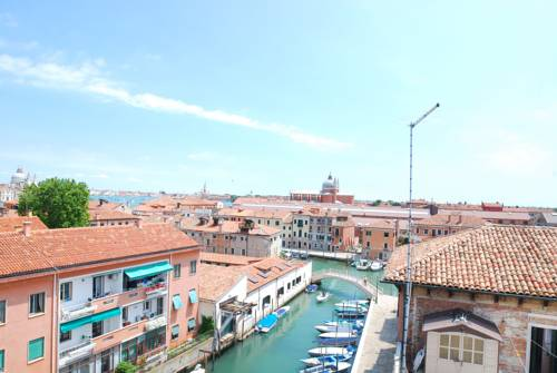 Sunny Terrace Hostel Venezia
