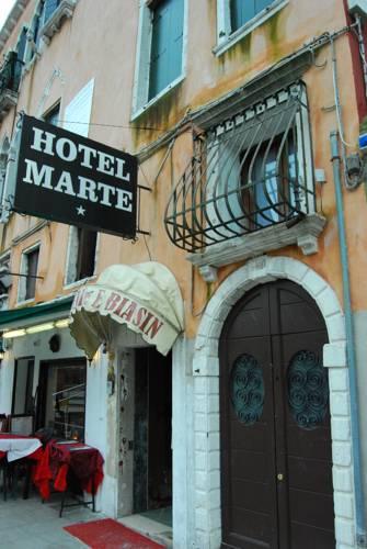 Hotel Marte & Biasin Venezia