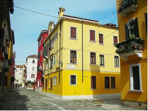 Queen House Garden Venezia