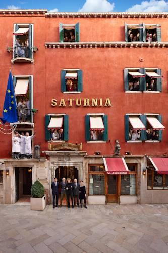 Hotel Saturnia & International Venezia