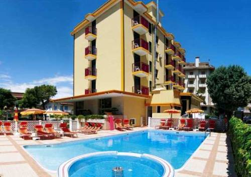 Hotel Jalisco Jesolo Lido