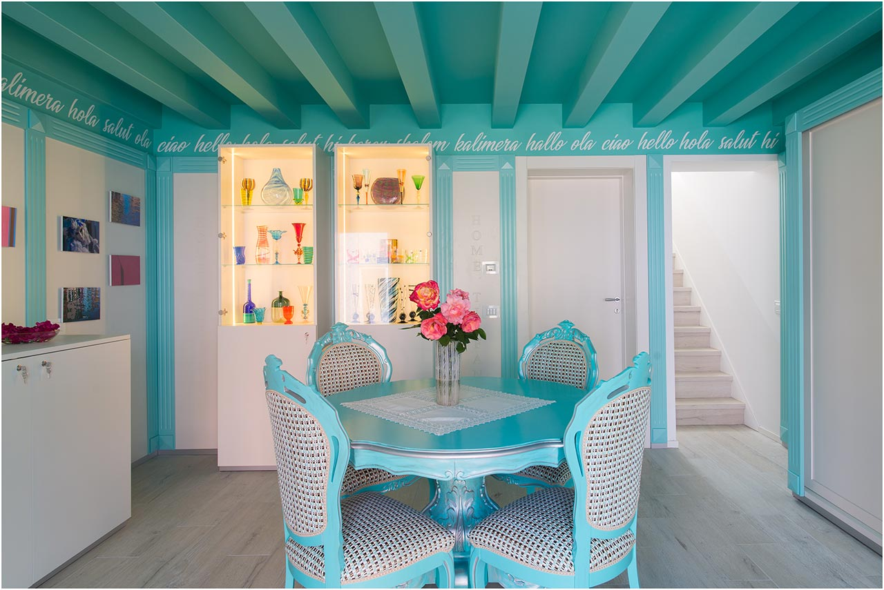 Tiffany Home a Burano